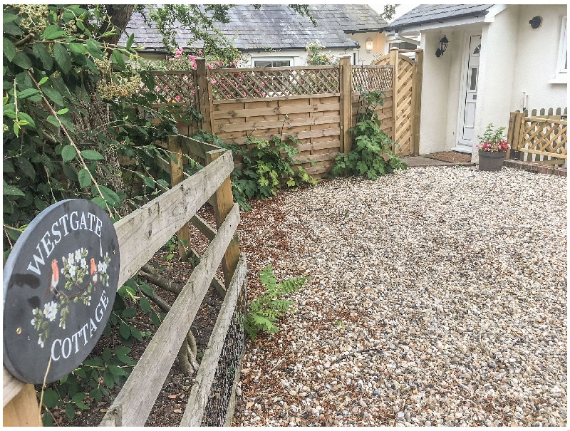 Click here for more about Westgate Cottage